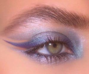 eye, fashion, and pretty image