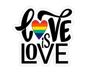 lgbtq, pride, and rainbow image
