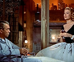 classics, films, and grace kelly image