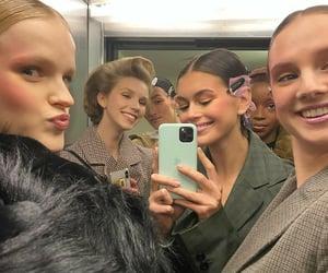 models, fashion, and girls image