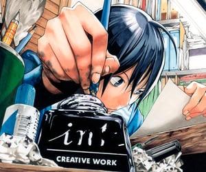 archive, manga, and manga scan image