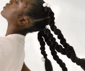 braid, aesthetic, and fashion image
