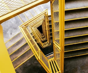 staircase, stairs, and stairway image