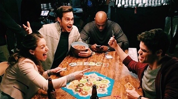 arrow, boy meets world, and friendships image