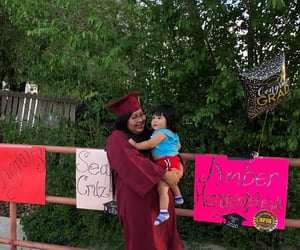graduation, teen mom, and classof2020 image