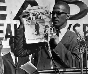 1960s and malcolm x image