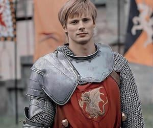 handsome, king, and king arthur image