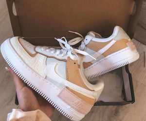 air force 1, nike, and sneakers image