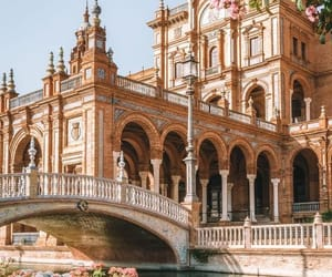 travel, spain, and aesthetic image