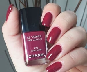 beauty, brand, and burgundy image