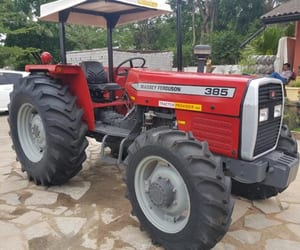 massey ferguson tractors, 4wd trcator, and best mf 385 4 wd tractors image