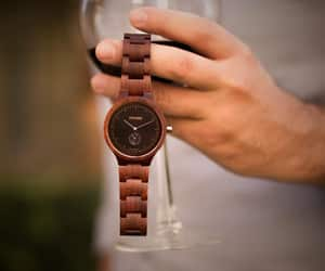 etsy, wristwatch, and personalized watch image