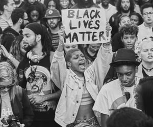 black lives matter, blm, and blacklivesmatter image