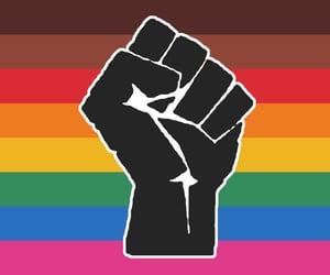 equality, pride, and lgbtq+ image