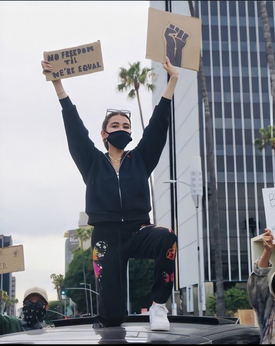 article, protest, and love image