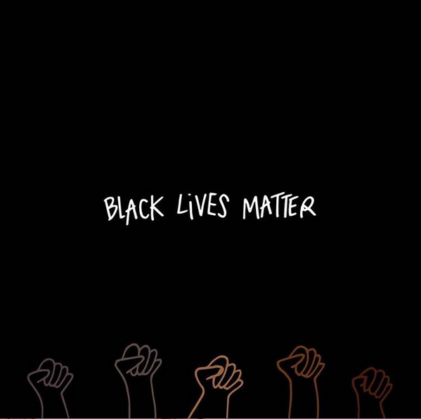 article, anti-racist, and black lives matter image