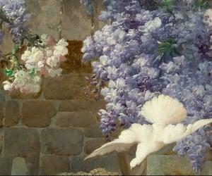 art, alternative, and flowers image