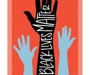 equality and black lives matter image