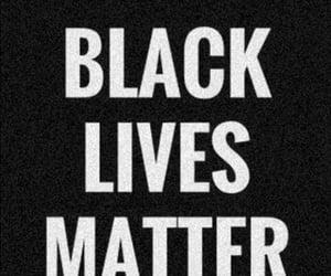 justice and blacklivesmatter image