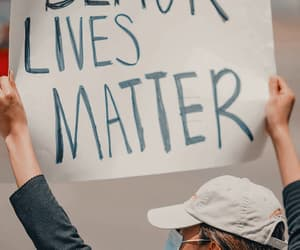 human rights, black lives matter, and justice image