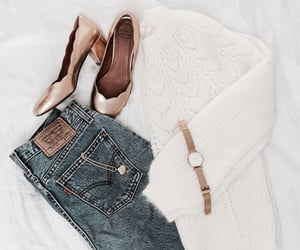 accessories, clothes, and denim image