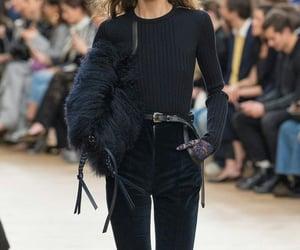 Couture, fall, and Nina Ricci image