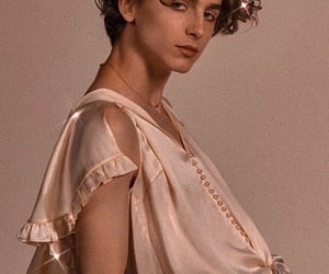 timothee chalamet, aesthetic, and boy image