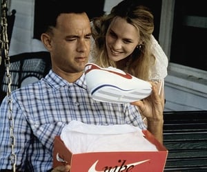 nike, 90s, and forrest gump image