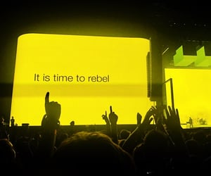 rebel, revolution, and the 1975 image