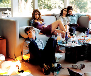 the oc, party, and adam brody image