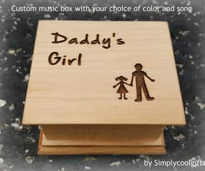 Daddy's Girl, i loved you first, and father of the bride image