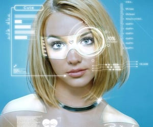 britney spears, y2k, and 2000s image