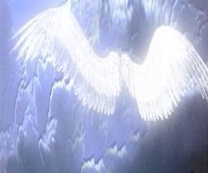angel, aesthetic, and angel core image