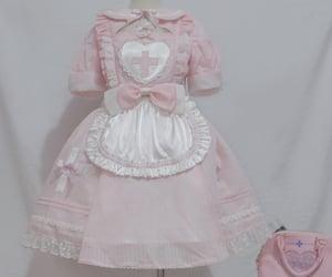 apron, dress, and egl image
