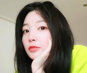 gif, yeonhee, and rocketpunch image