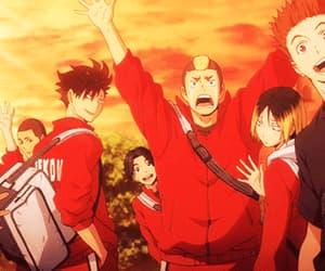anime, nekoma, and gif image