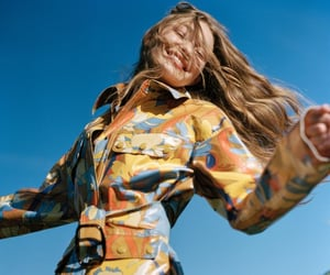 gigi hadid, model, and fashion image
