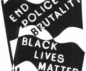 police, brutality, and blacklivesmatter image