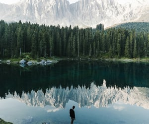 fashion photography, italy, and landscapes image