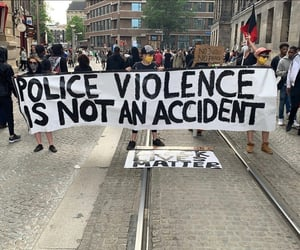 amsterdam, black, and justice image