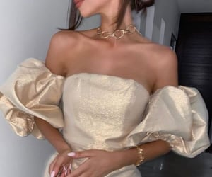 dress, glitter, and inspirations image