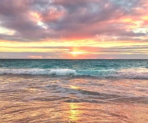 beautiful, ocean, and photography image