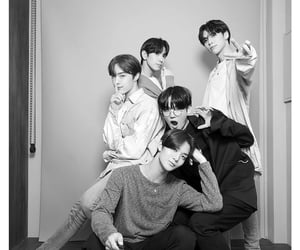 cix, bae jin-young, and lee byoung-gon image