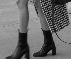 boots, high heels, and aesthetic image