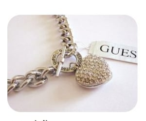 accessories, guess, and jewelry image