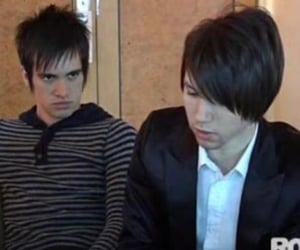 2000s, brendon urie, and emo image
