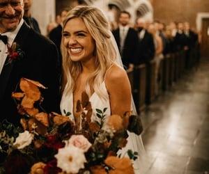 flowers, wedding, and aesthetic image
