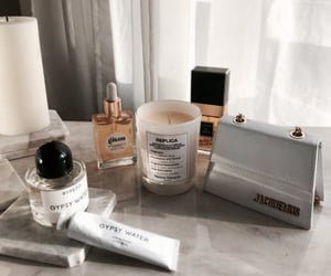 fashion, beauty, and perfume image