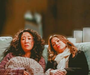 article, cristina yang, and meredith grey image
