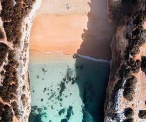 adventure, algarve, and beach image